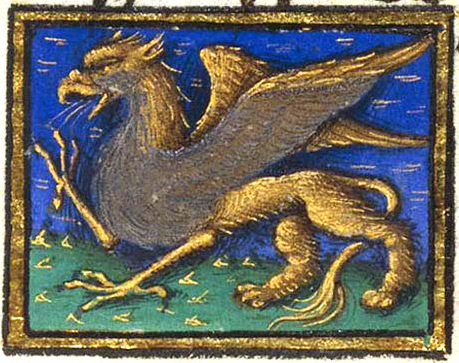 Griffin Mythical Creature For Pinterest
