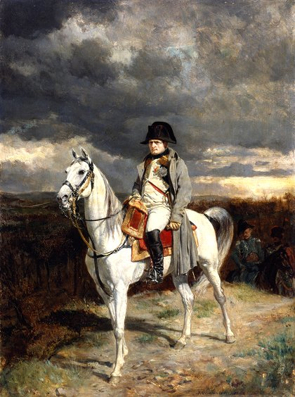 Emperor Napoleon I of France wins the Battle of Craonne
