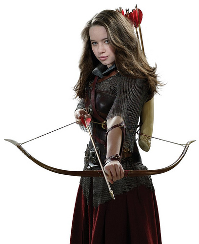 Susan Pevensie - WikiNarnia - The Chronicles of Narnia, C.S. Lewis