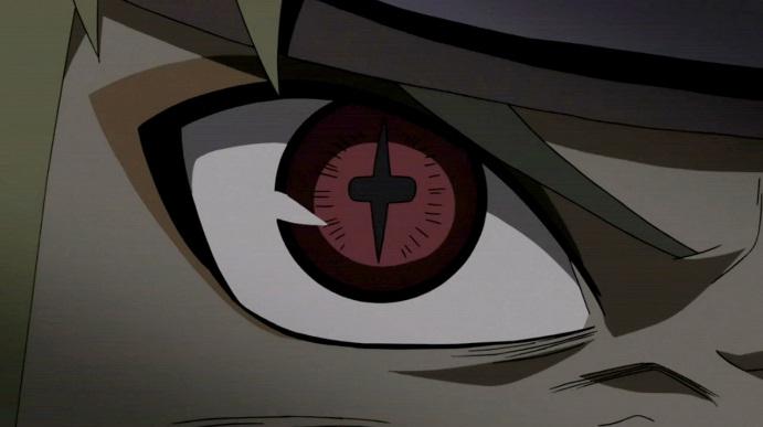 Naruto Senjutsu Kyuubi Mode