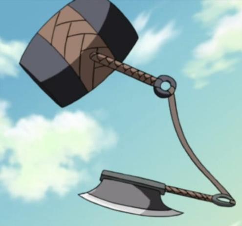 Espadas Legendarias... Kabutowari