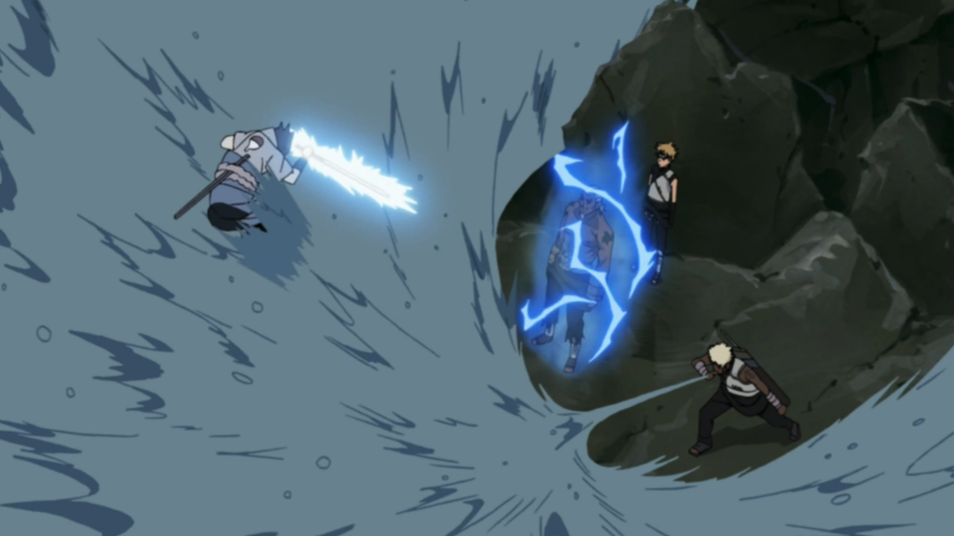 Hatake Kakashi Water_Encampment_Wall