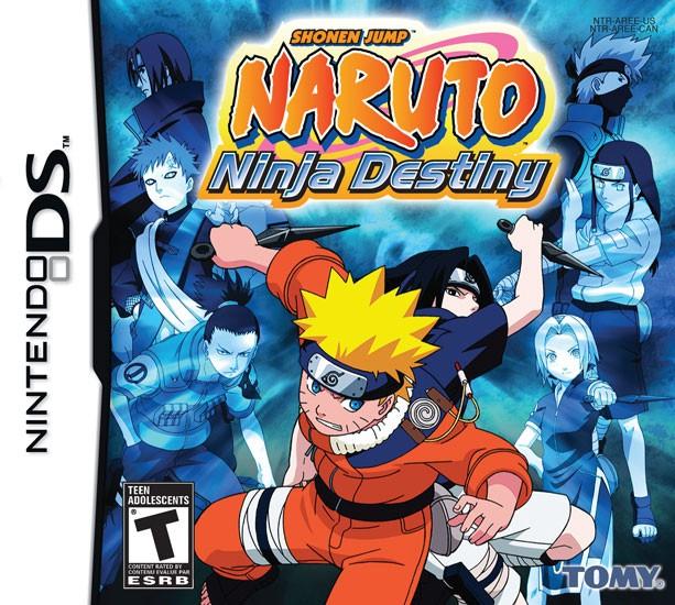 Naruto Ninja Destiny [Eur] [Español] [NDS] [UL]