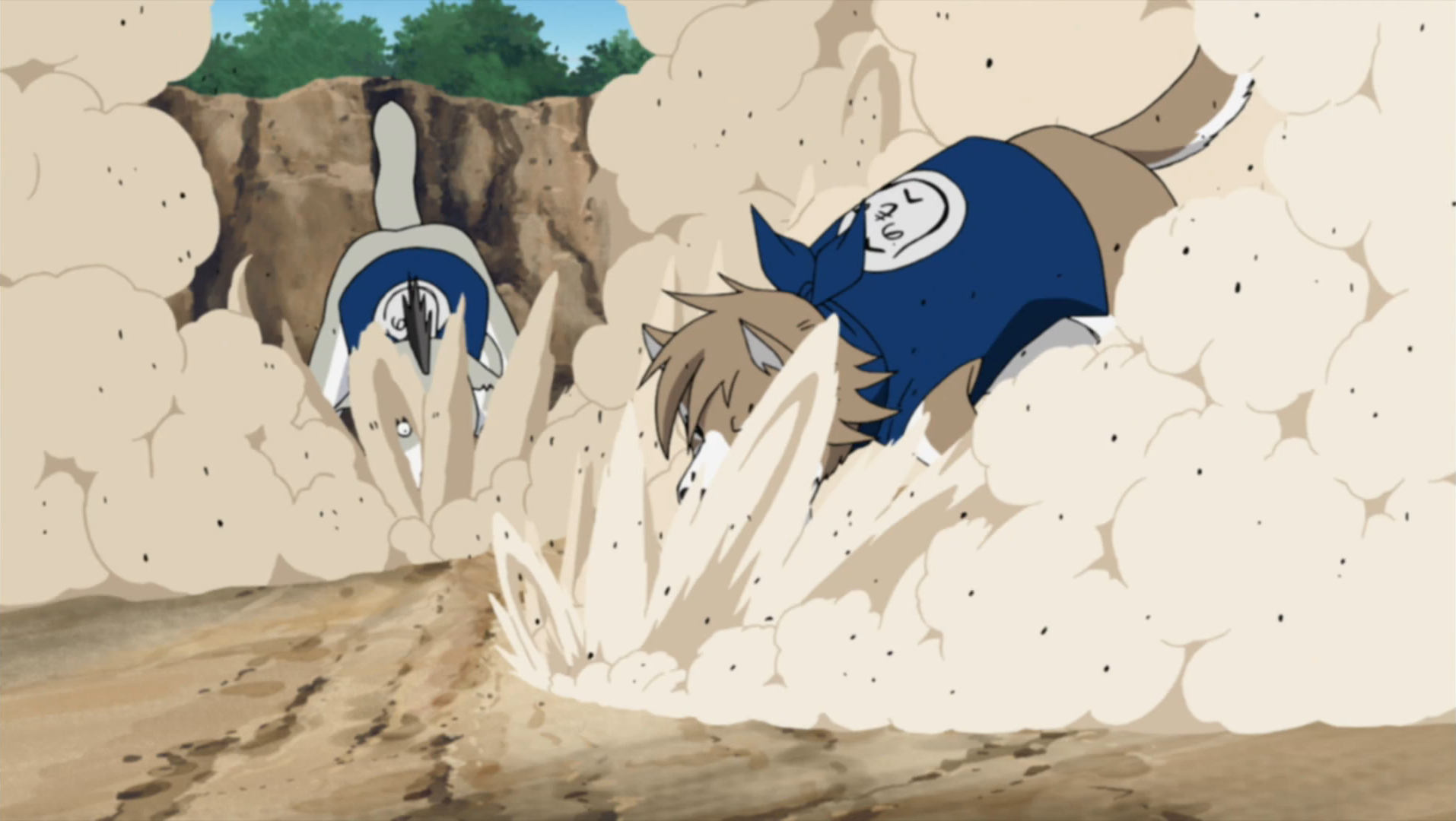 Hatake Kakashi Dust_dance