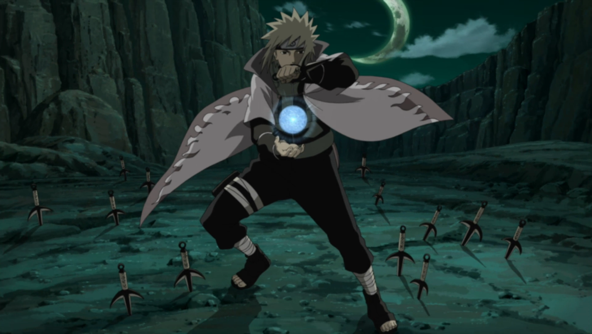 Who is more badass? Naruto or Minato