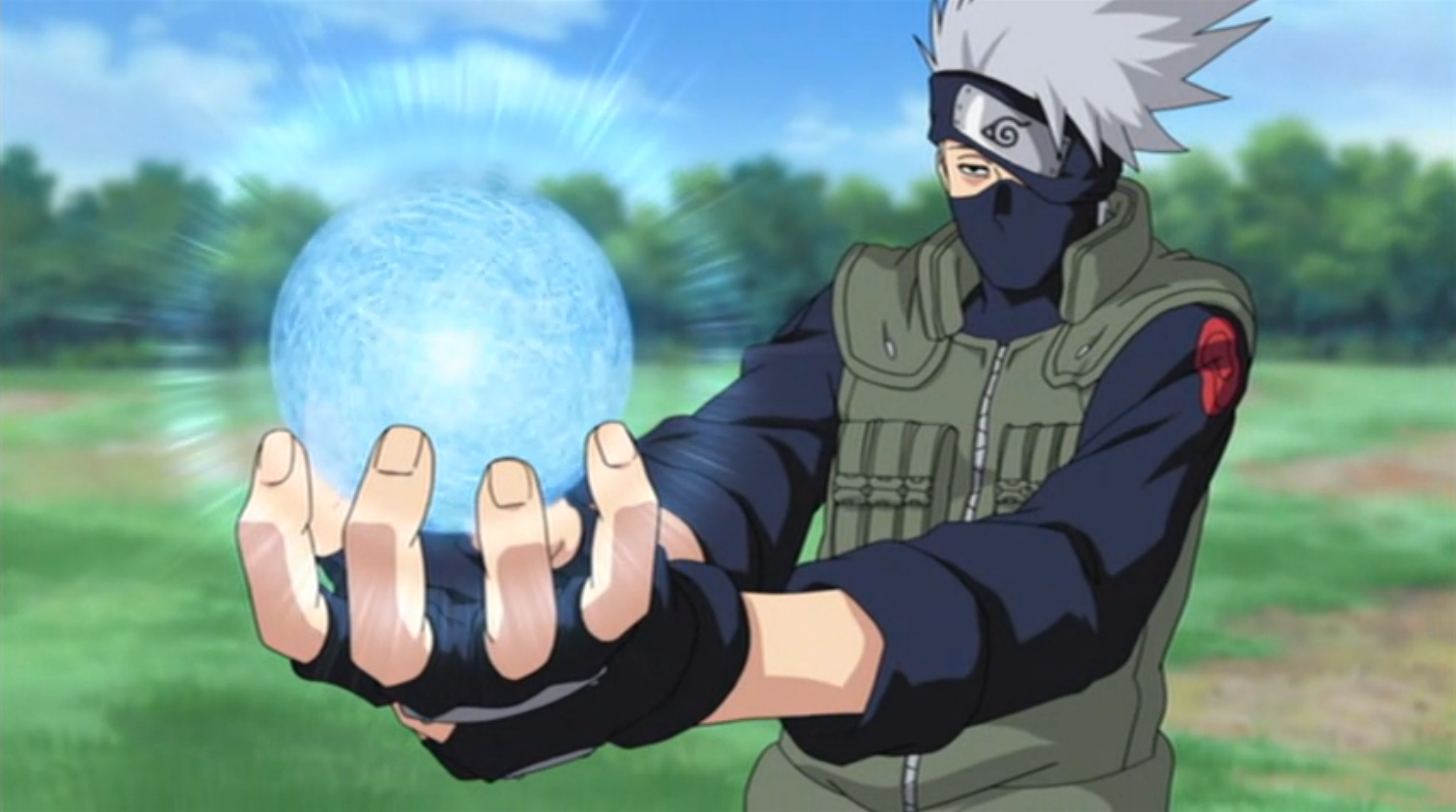 Ficha de Dan Kakashi_Using_Rasengan