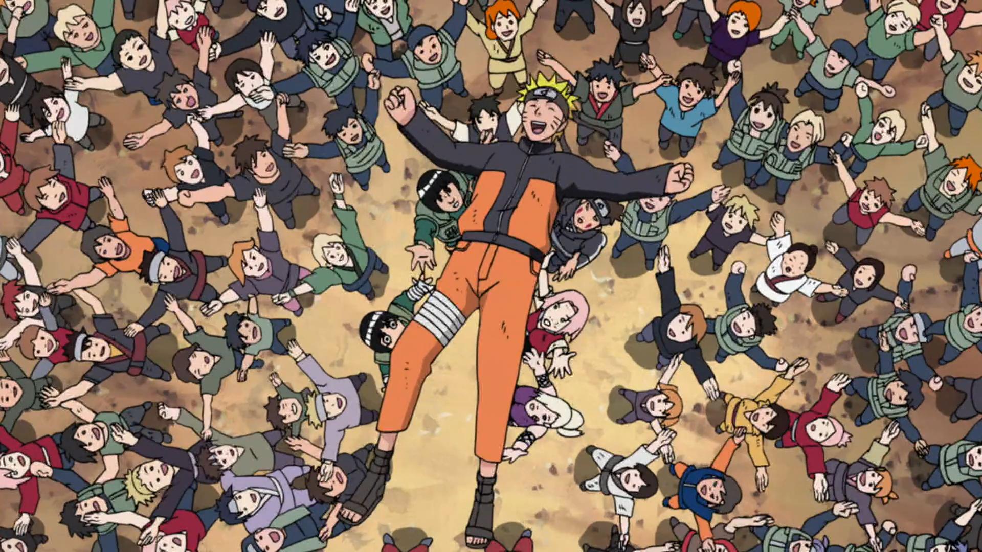 Naruto Uzumaki | Wiki Naruto/Naruto Shippuden | FANDOM ...