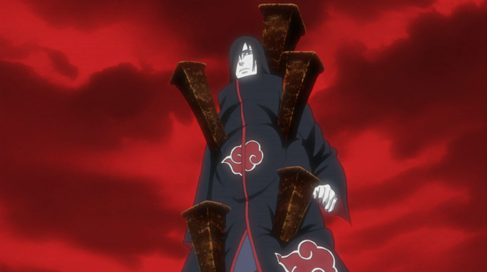 Ficha de Kratos Orochimaru_Caught_In_The_Shackling_Stakes