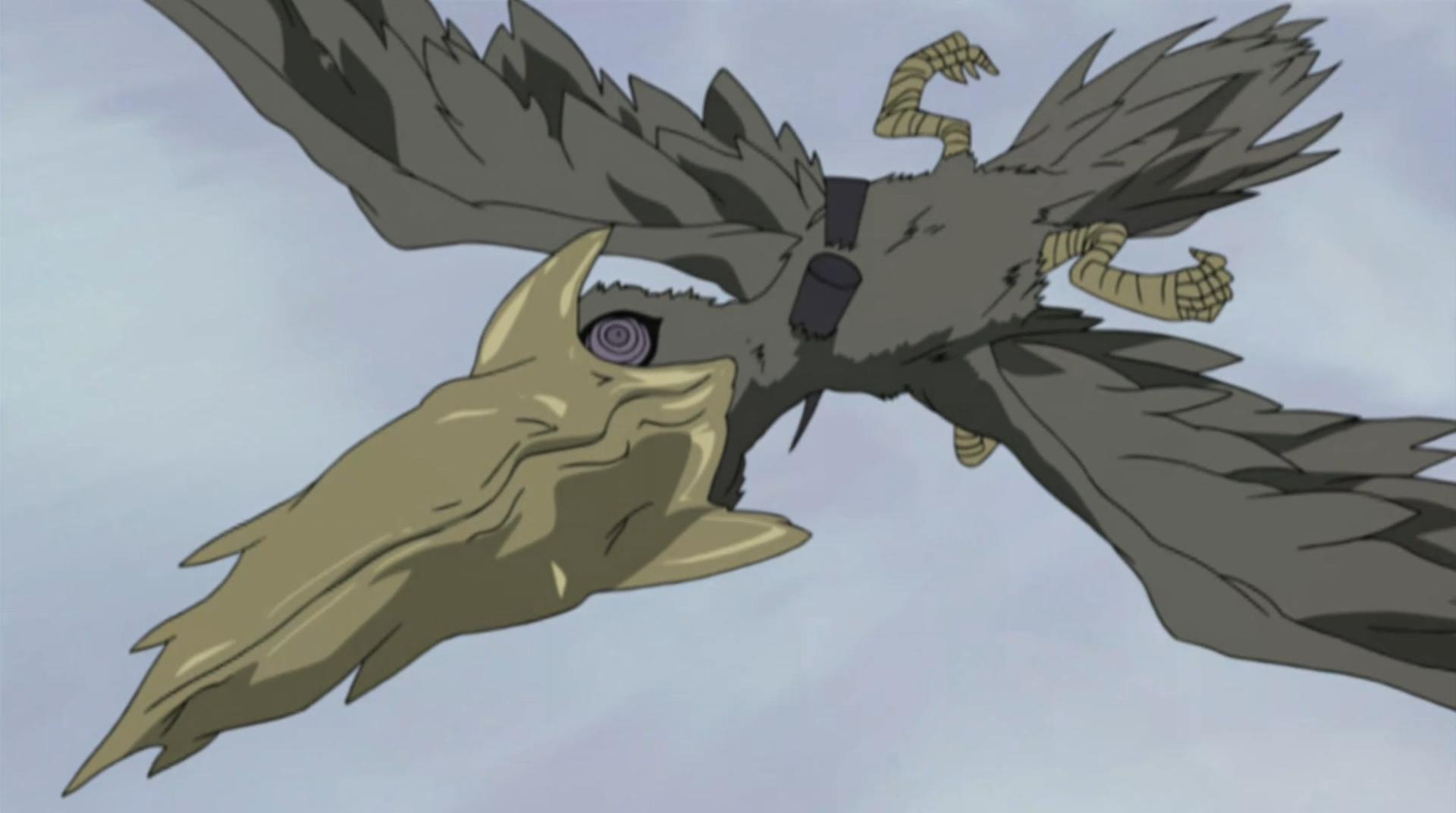 [Ficha de personagem]  Tubarão Giant_Drill-Beaked_Bird