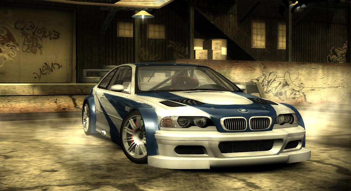 Image - NFS Most Wanted BMW M3 GTR.jpg at The Need for ...