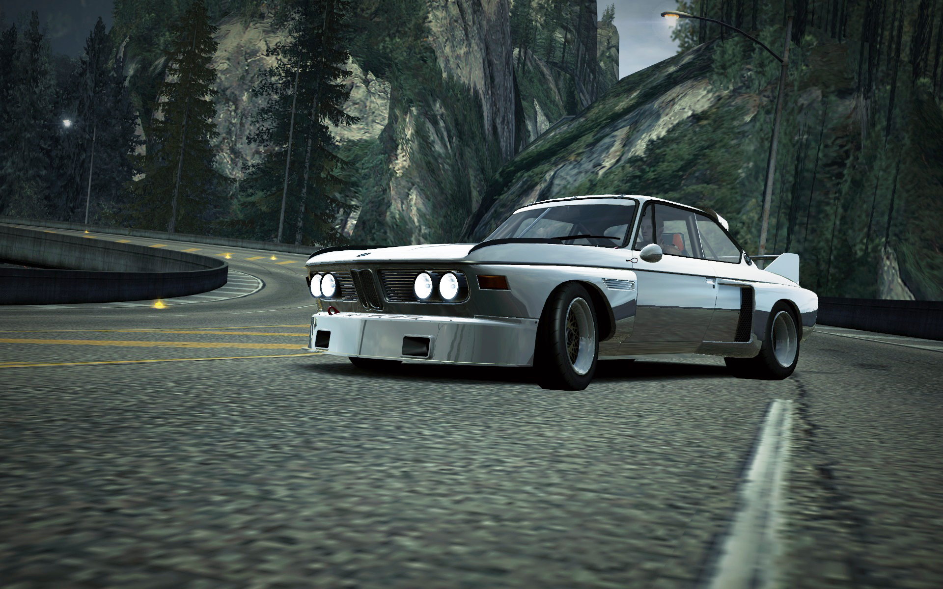 Need for Speed World News Test Drive:BMW 3.0 CSL GR.5