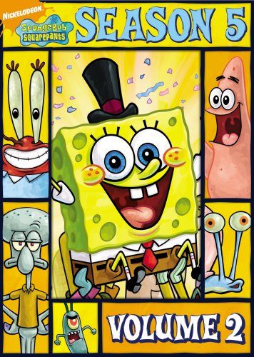 SpongeBob SquarePants - Season Five movie