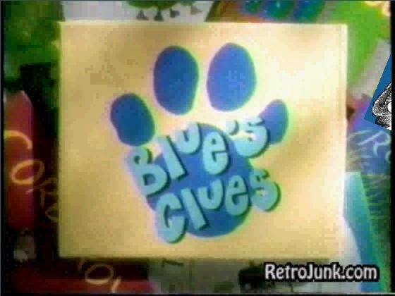 Image - Blues Clues Title Card.jpg - Nickipedia - All ...