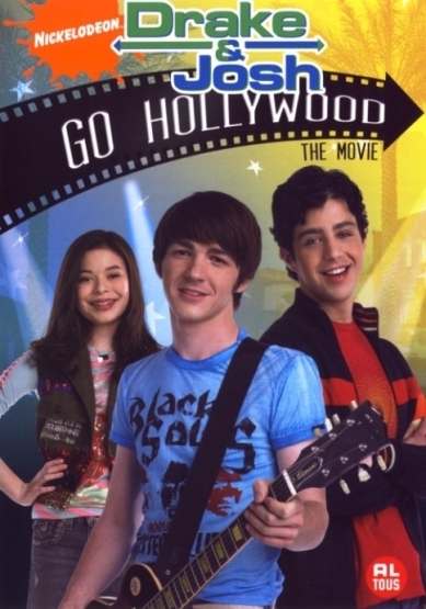 Drake et Josh A Hollywood affiche
