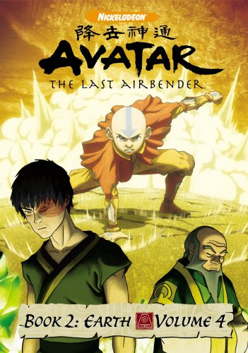 Avatar The Last Airbender - Book 2 Earth, Vol. 4 movie