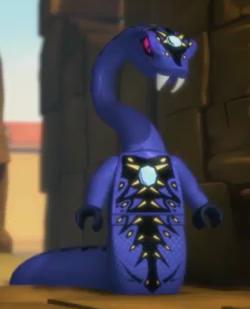 Lego Ninjago Dragon Pytor   Fioletowy ninj...