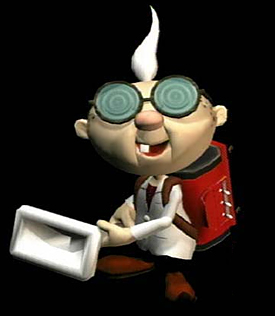 Professor E. Gadd - The Nintendo Wiki - Wii, Nintendo DS, and all ...