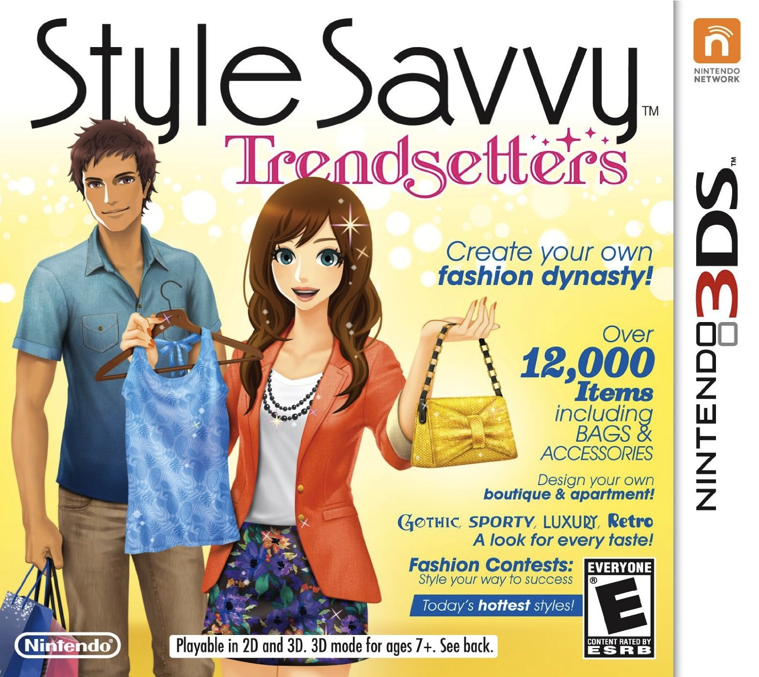Image Style Savvy Trendsetters Na Jpg The Nintendo Wiki Wii Nintendo Ds And All Things