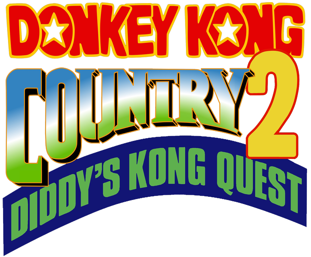 It's just a graphic of Exceptional Donkey Kong Logo