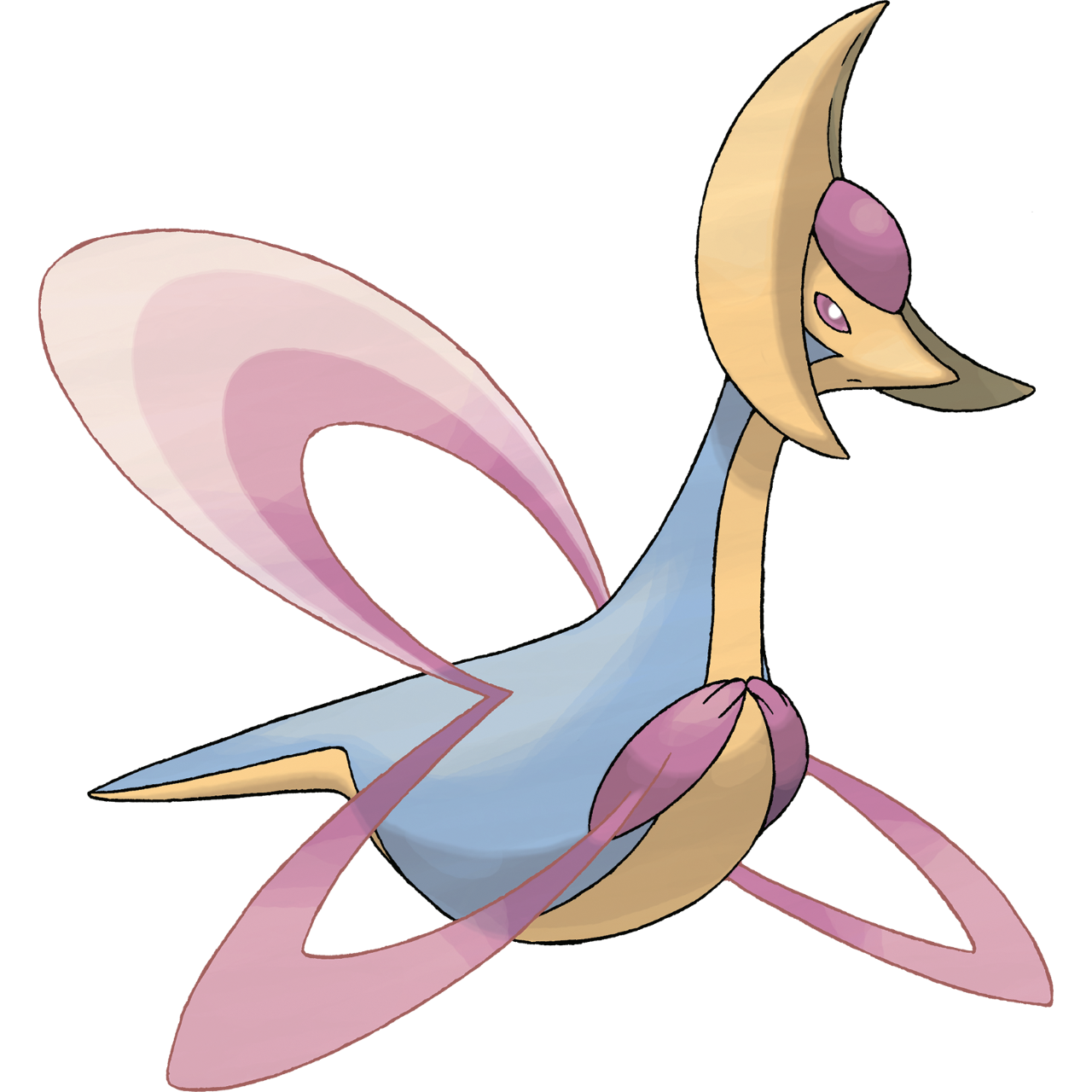 Cresselia