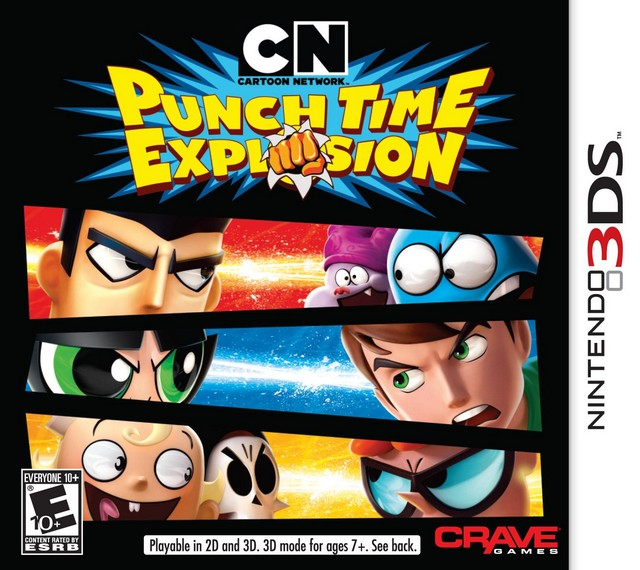 Cartoon Network Punch Time Explosion (3DS) (NA) Megapost Juegos NDS en ESPANOL 1 link 100% funcionales PARTE3