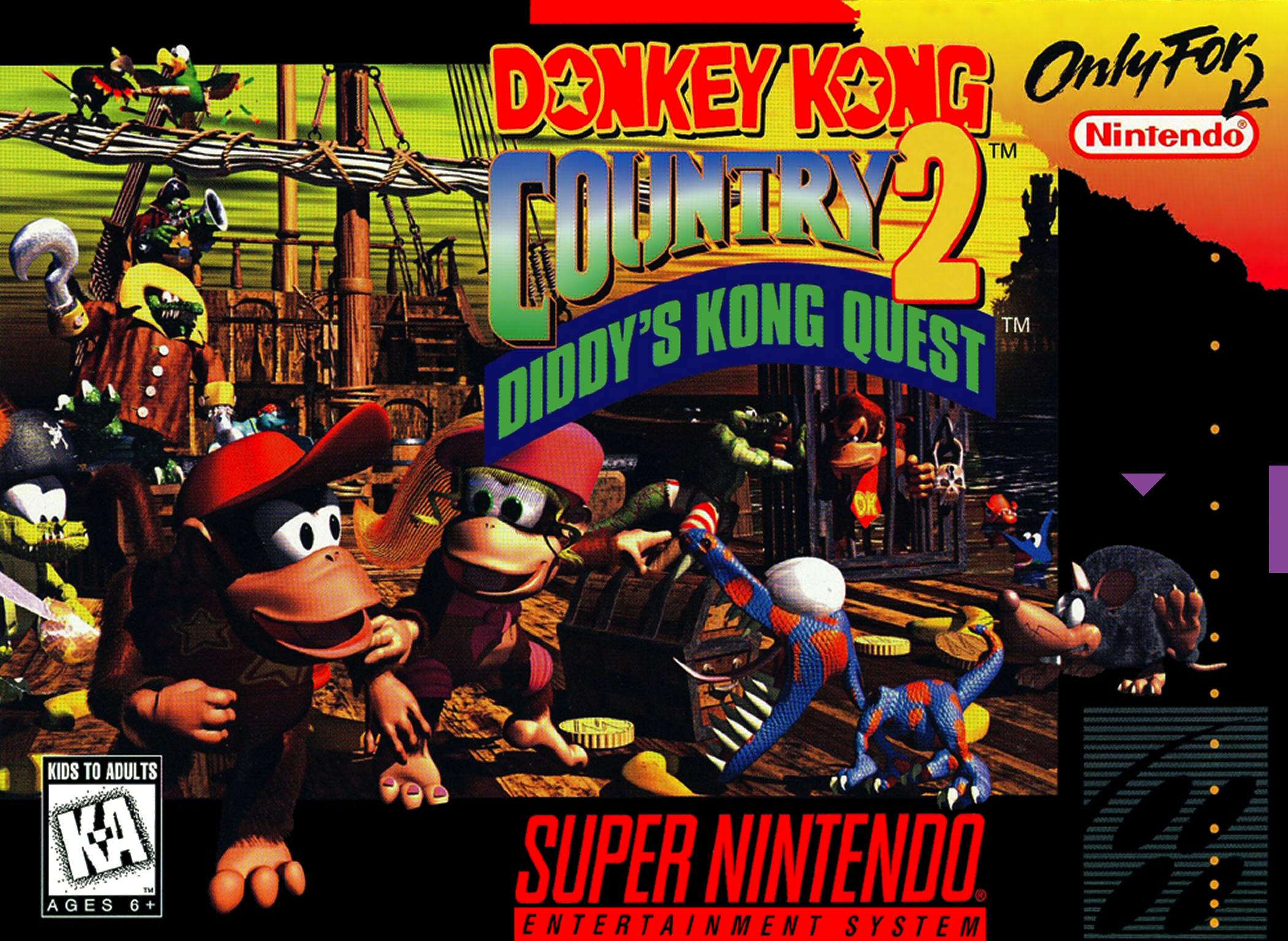 DonkeyKongCountry2