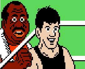 LittleMacDoc NBA edition of Mike Tysons Punchout