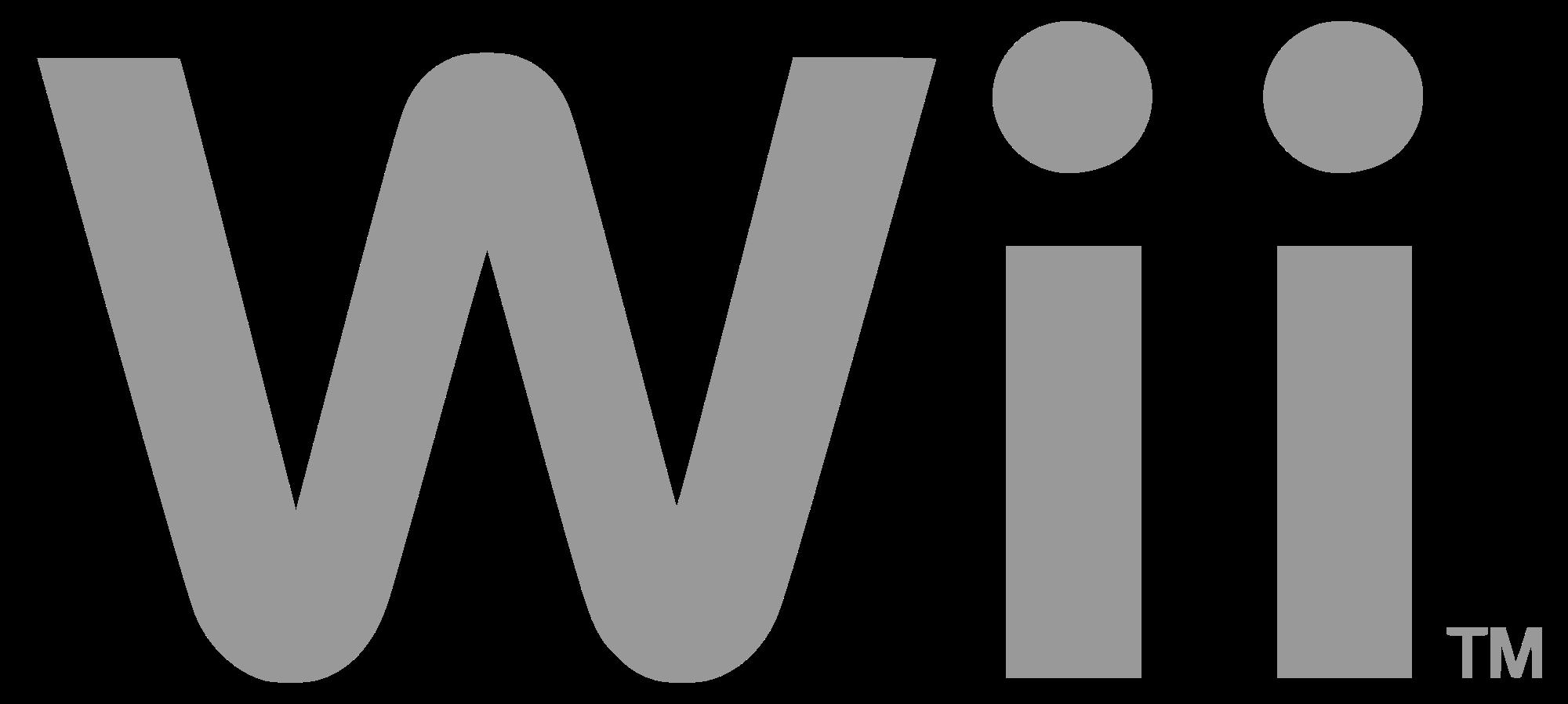 Wii Logo Png Image - Nintendo Wii L...