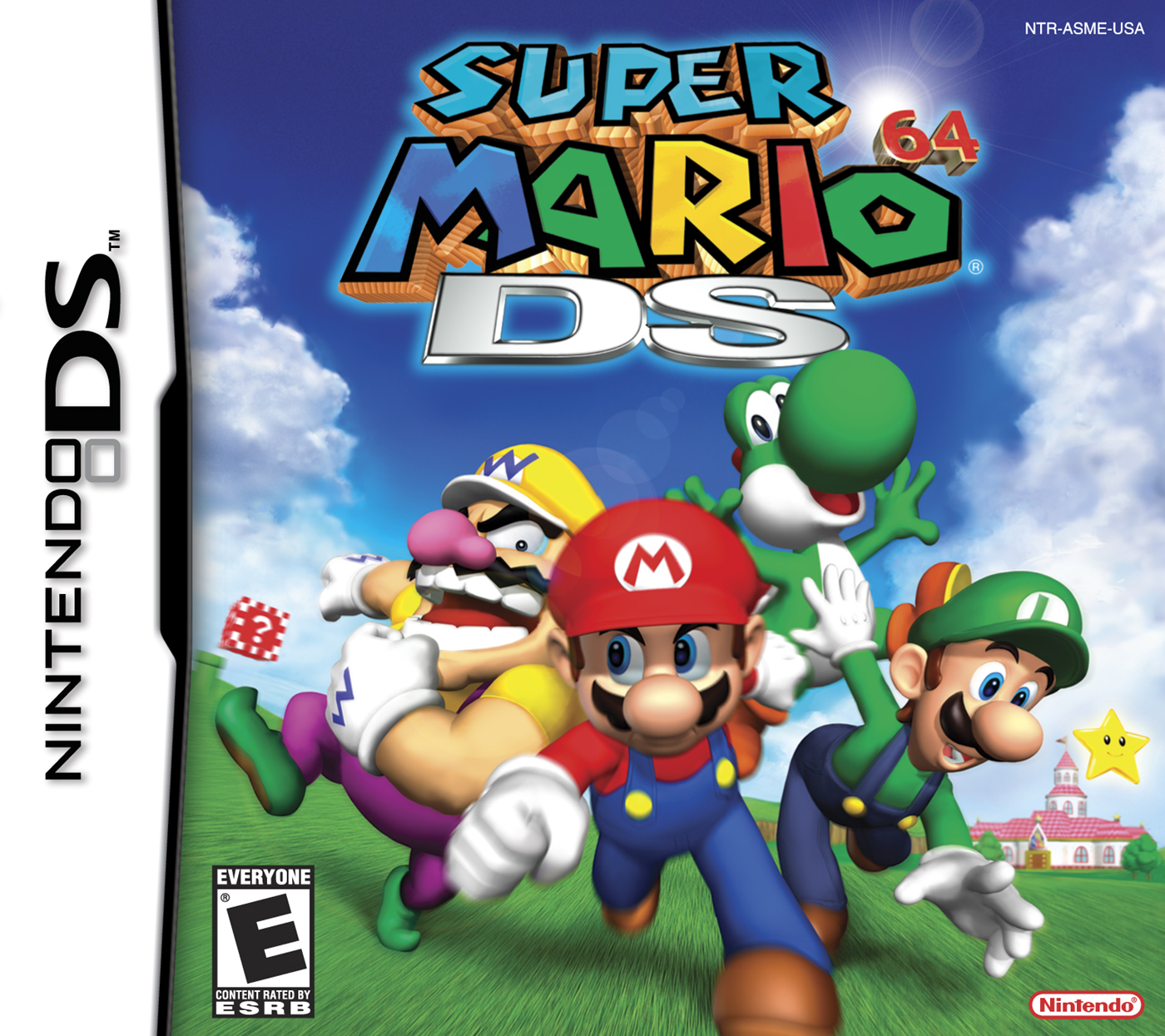 Super Mario 64 DS - The Nintendo Wiki - Wii, Nintendo DS, and all ...