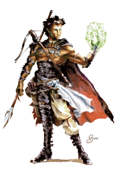 Sorcerer - NWN2Wiki, the Neverwinter Nights 2 wiki - Races ...