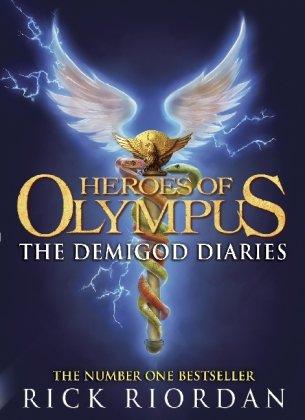 the demigod diaries rick riordan audiobook torrent