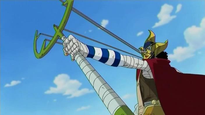 El capitan Usopp Sogekingggg
