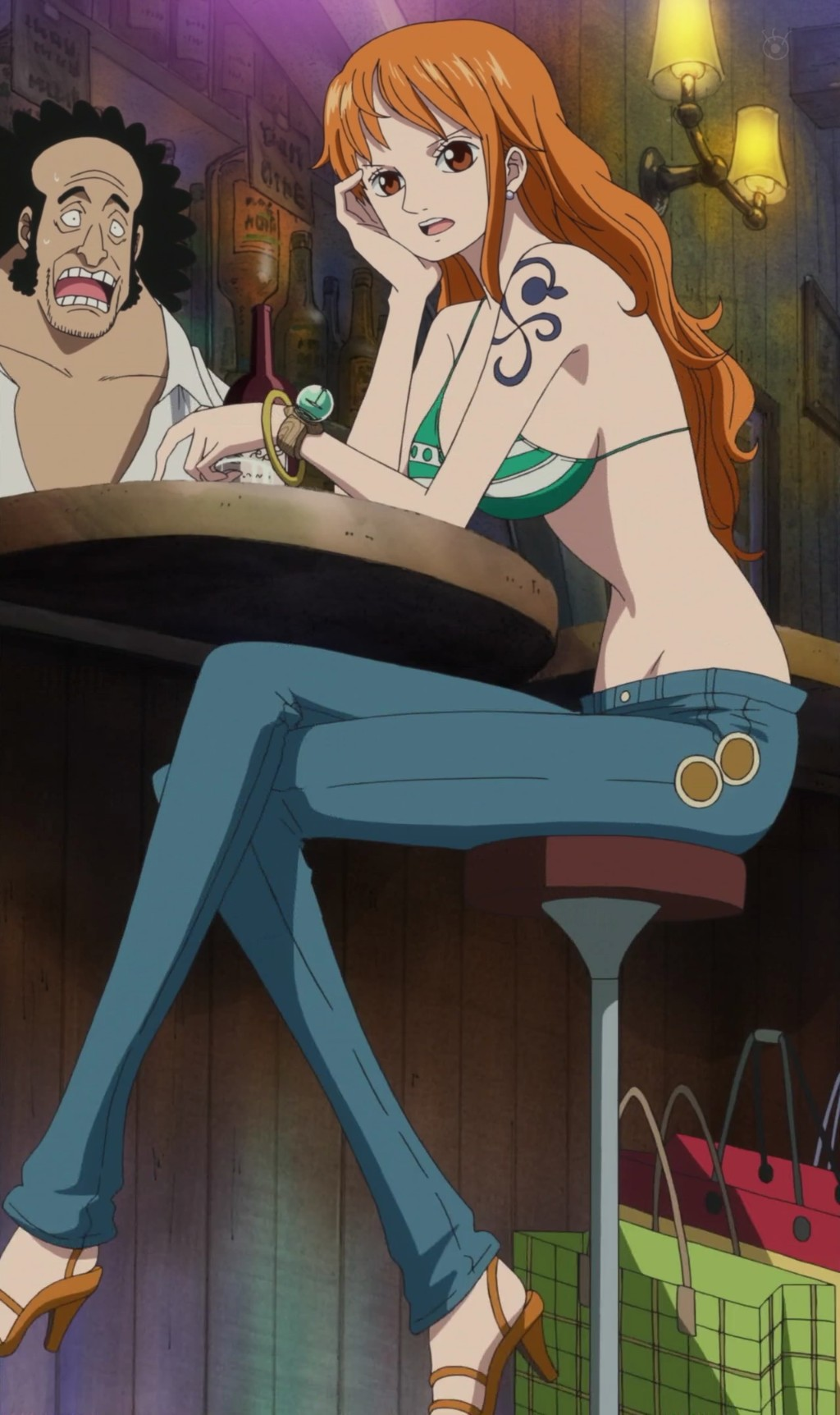 One Piece: Nami - Photo Set