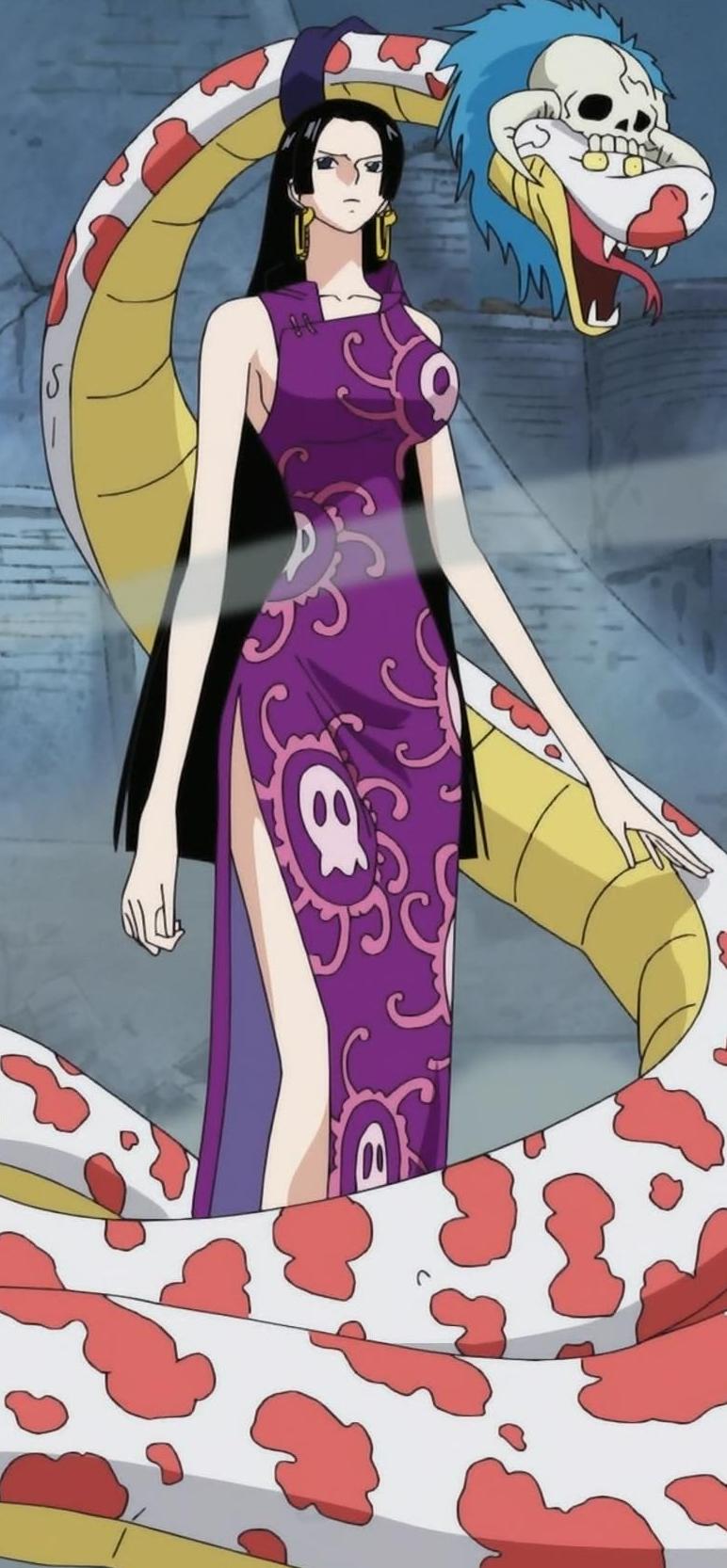 Boa Hancock - The One Piece Wiki - Manga, Anime, Pirates, Marines ...