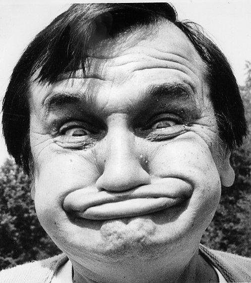 عكس هاي خنده دار از صورت هاي انسان ها