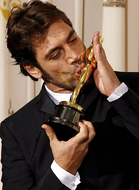 Javier Bardem.jpg. Bardem at the 80th Academy Awards in 2008.