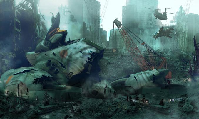 pacific rim tacit ronin destroyed -#main