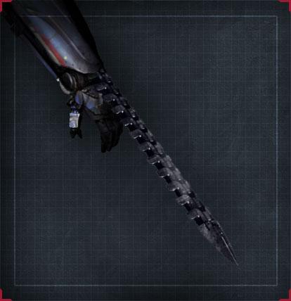 pacific rim gipsy danger sword - photo #18