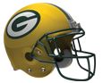 Packers helmet.png Green Bay Packers offense