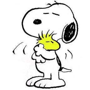 Snoopy s opinion of Woodstock
