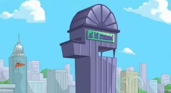 Image Doofensmirts Evil Incoparated Perry The