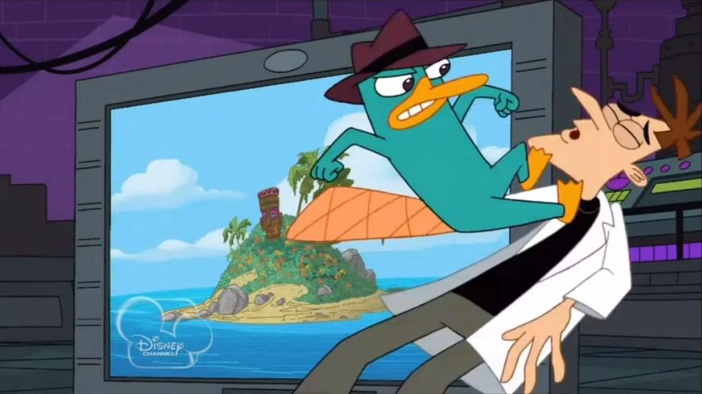 Perry_kicks_Doofenshmirtz_(Canderemy).jpg