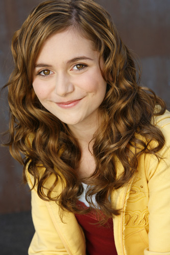Alyson Stoner - is an actor, the young American dancers. Alyson_Stoner