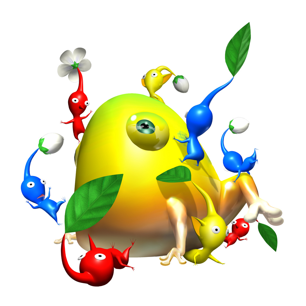 Image Pikmin Related Beasts Jpg Pikmin Wiki About