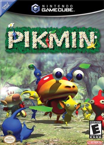 Gaming RPG Pikmin1boxart