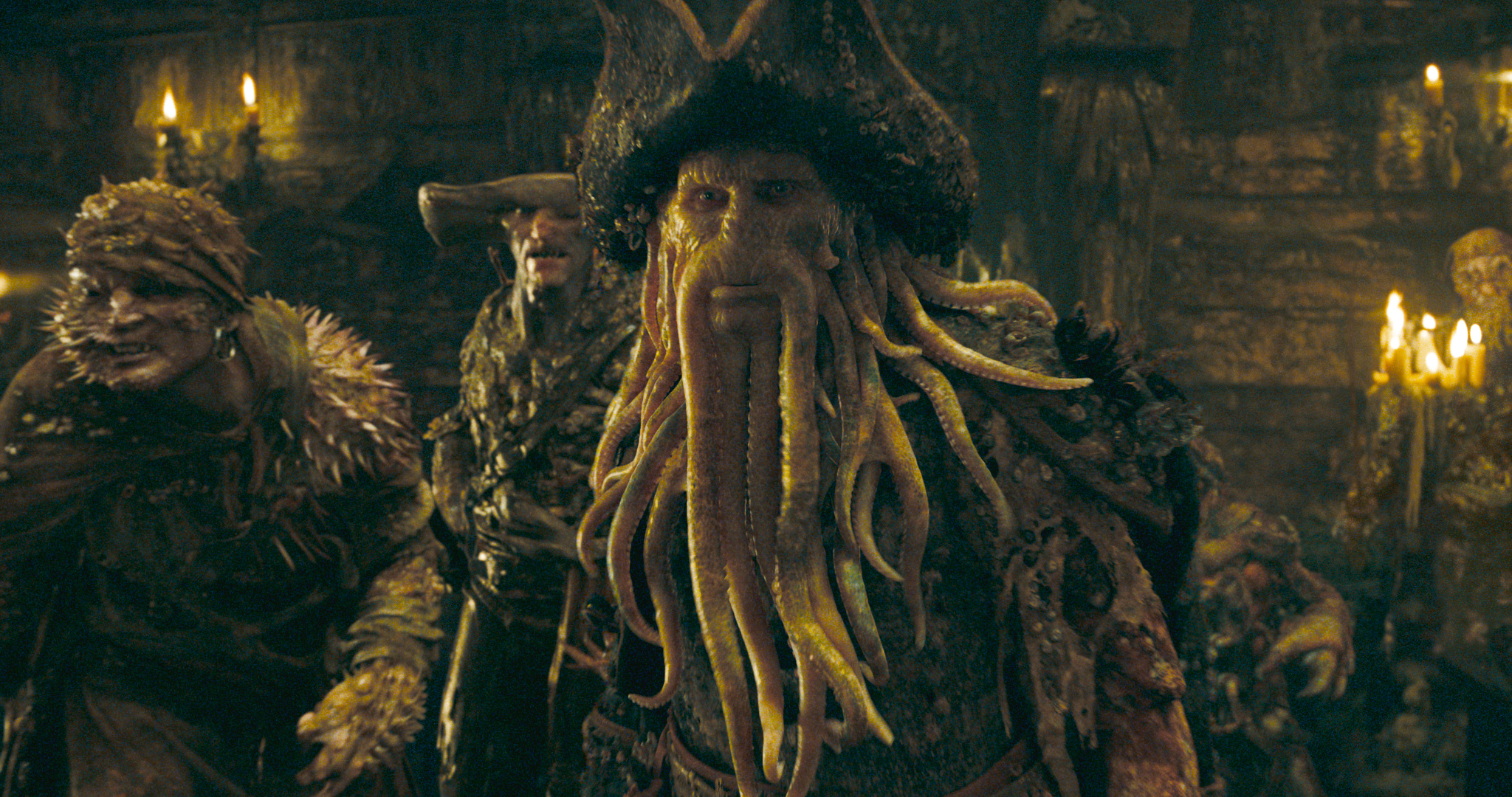 DAVY JONES - Pirates of the Caribbean Encyclopedia