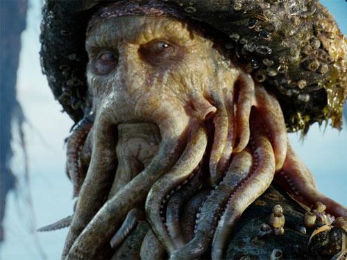 Davy Jones Avatar