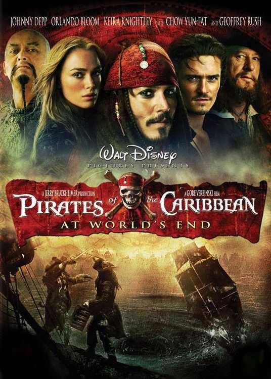 Re: Piráti z Karibiku: Na konci světa (2007)