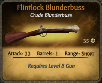 blunderbuss barrel