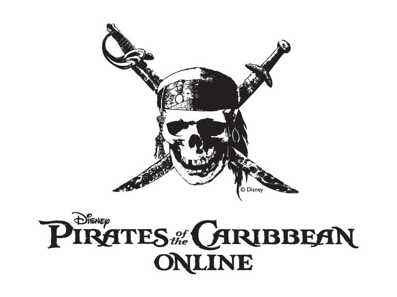 Pirates Logo Skull Image - Potco l...